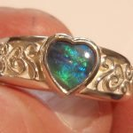 custom-heart-black-opal-australia-silver-filigree-wedding-ring-ladies-cad-cam