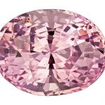 Sapphire Padparadscha 2.05ct8.20x6.27x5.11mmOval