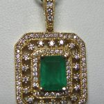 custom-yellow-gold-vintage-emerald-necklace-ladies-with-diamonds-on-sale
