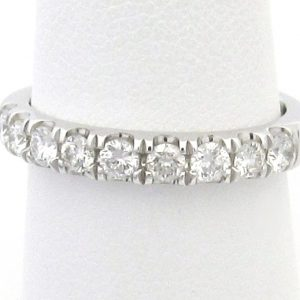2338 Top White Diamond Band